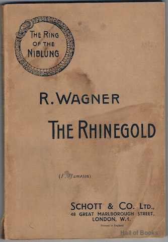 Image for The Rhinegold. Prelude To The Trilogy: The Ring Of The Niblung
