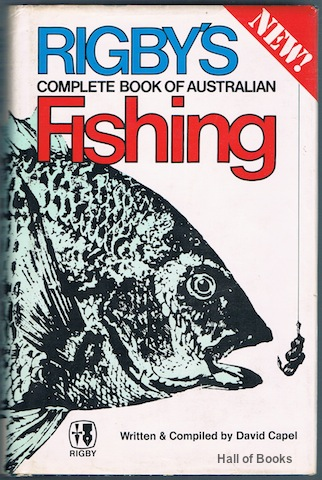 Image for Rigby's Complete Book Of Australian Fishing