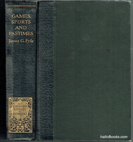 "Image for ""Games, Sports & Pastimes"""