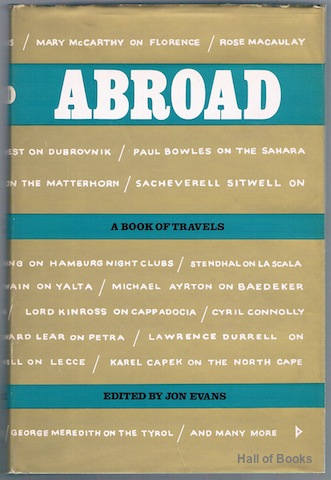 Image for Abroad: A Books Of Travels