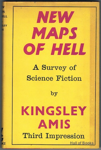 Image for New Maps Of Hell: A Survey Of Science Fiction