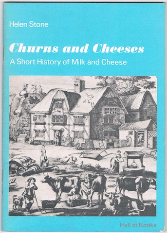 Image for Churns and Cheeses: A Short History of Milk and Cheese