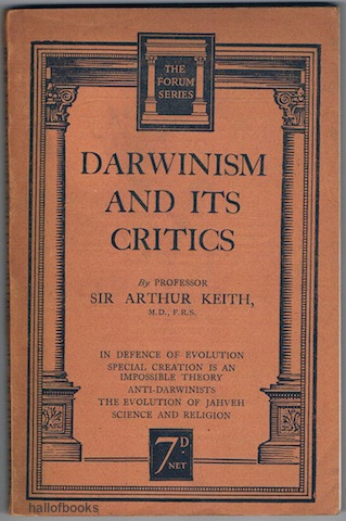 Image for Darwinism And Its Critics