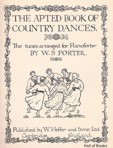 Image for The Apted Book Of Country Dances