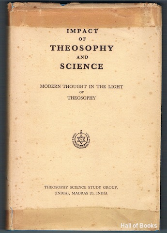 Image for Impact Of Theosophy And Science: Modern Thought In The Light Of Theosophy