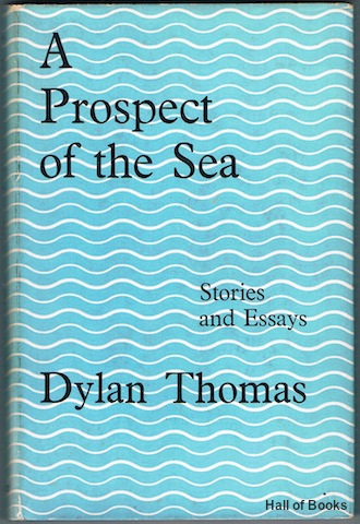 Image for A Prospect Of The Sea and other stories and prose writings