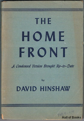 Image for The Home Front: A Condensed Version Brought Up-to-Date