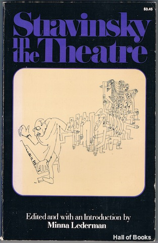 Image for Stravinsky In The Theatre