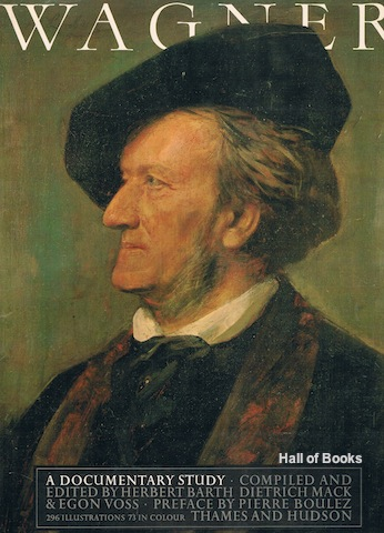 Image for Wagner: A Documentary Study