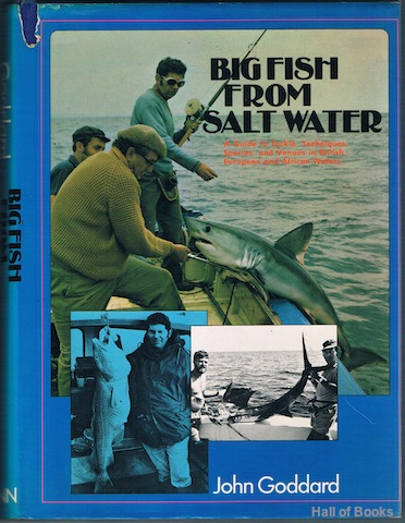 "Image for ""Big Fish From Salt Water: A Guide To Tackle, Techniques And Species In British, European And African Waters"""