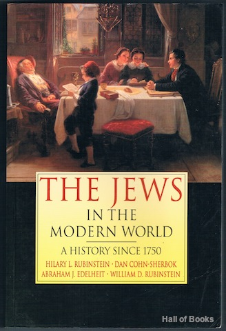 Image for The Jews In The Modern World: A History Since 1750