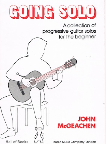 Image for Going Solo: A Collection Of Progressive Guitar Solos For The Beginner