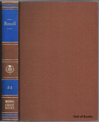"Image for ""Great Books Of The Western World 44: Boswell. Life Of Samuel Johnson, LL.D"""
