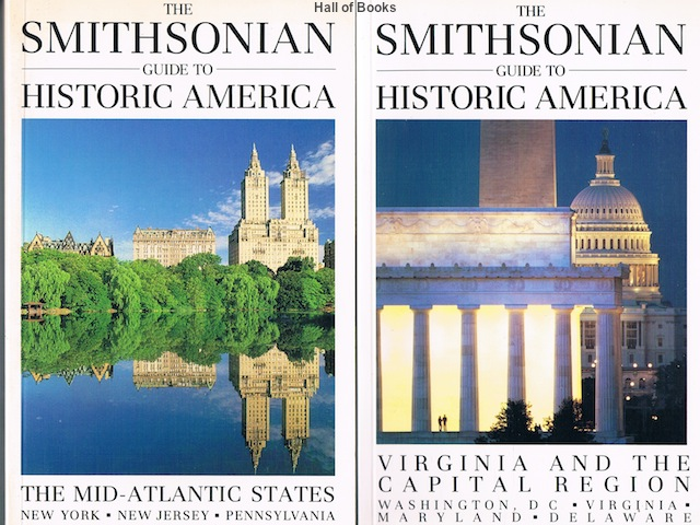 Image for The Smithsonian Guide To Historic America: Complete In Twelve Volumes