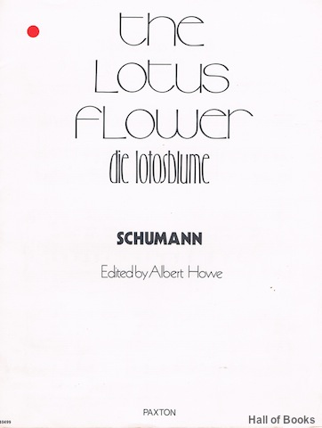 Image for The Lotus Flower: Die Lotosblume