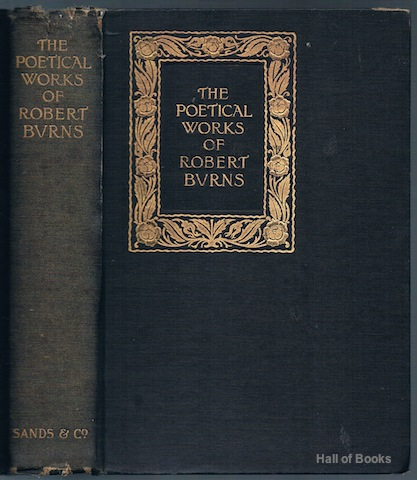 Image for The Poetical Works of Robert Burns