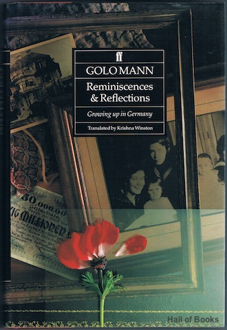 Image for Reminiscences And Reflections: Growing Up In Germany