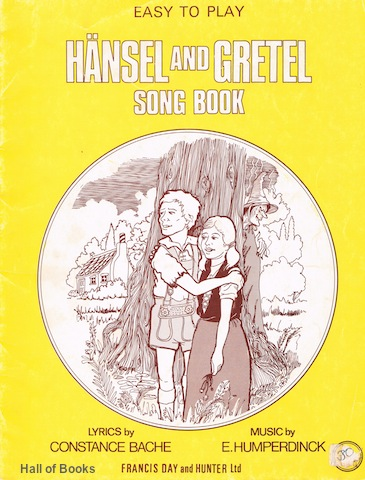 Image for Hansel And Gretel Song Book (Easy To Play)