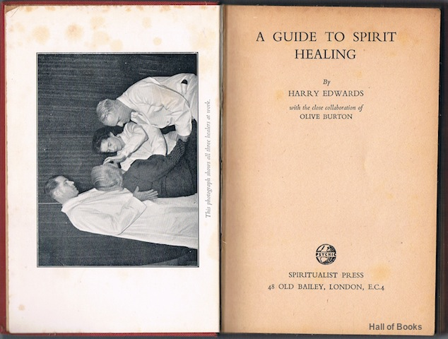 Image for A Guide To Spirit Healing