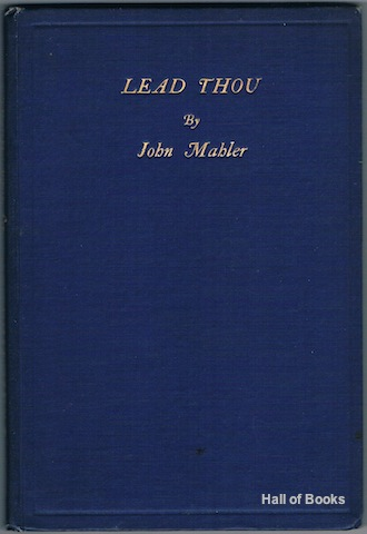 Image for Lead Thou