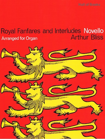 Image for Royal Fanfares And Interludes Arranged For Organ.