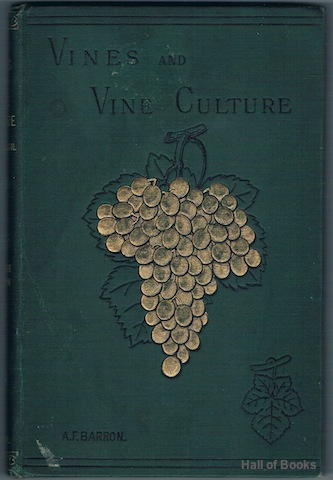 Image for Vines And Vine Culture