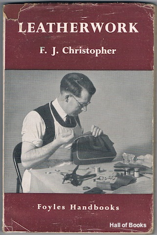 Image for Leatherwork (Foyles Handbooks)