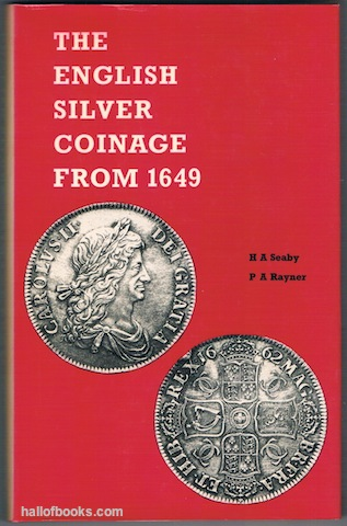 Image for The English Silver Coinage From 1649