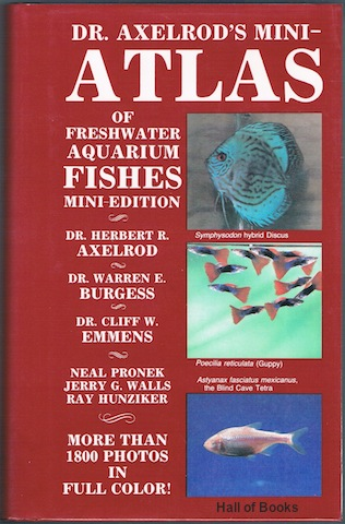 Image for Dr. Axelrod's Mini-Atlas Of Freshwater Aquarium Fishes: Mini-Edition