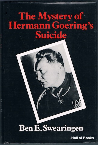 Image for The Mystery Of Hermann Goering's Suicide
