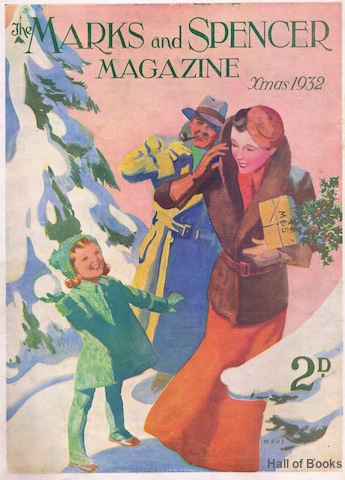 Image for The Marks And Spencer Magazine: Xmas 1932