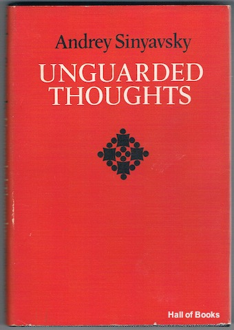 Image for Unguarded Thoughts
