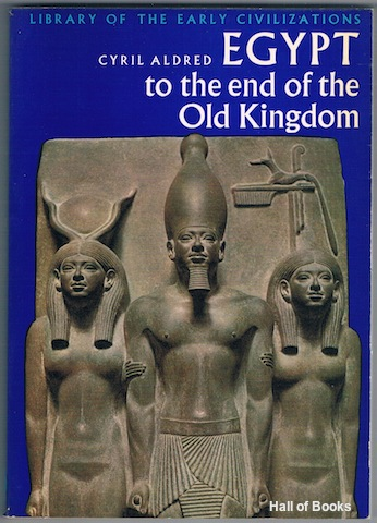 Image for Egypt To The End Of The Old Kingdom