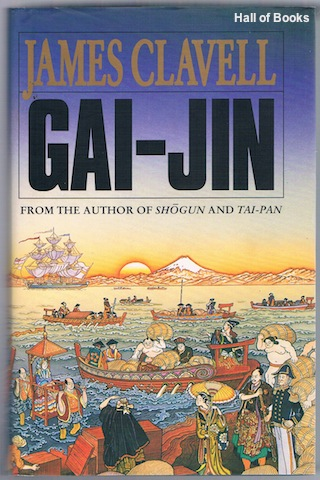 Image for Gai-Jin: A Novel Of Japan