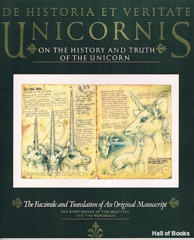 Image for De Historia Et Veritate Unicornis: On The History And Truth Of The Unicorn