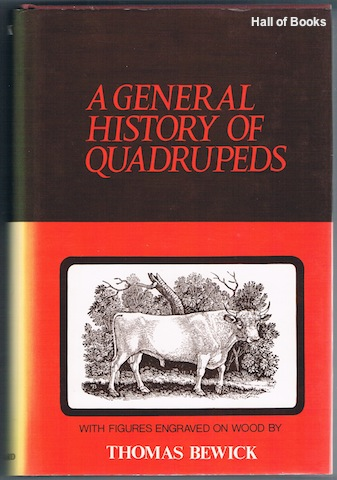 Image for A General History Of Quadrupends