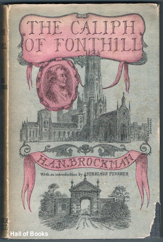 Image for The Caliph Of Fonthill