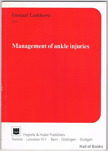 Image for Management Of Ankle Injuries