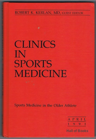 "Image for ""Clinics In Sports Medicine: Sports Medicine In The Older Athlete. Volume 10, Number 2, April 1991"""