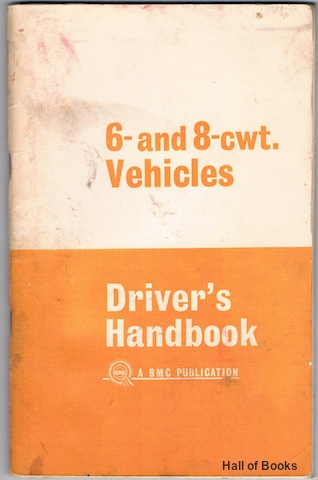 Image for 6- and 8- CWT. Vehicles: Diver's Handbook