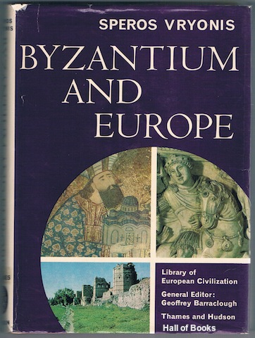 Image for Byzantium And Europe