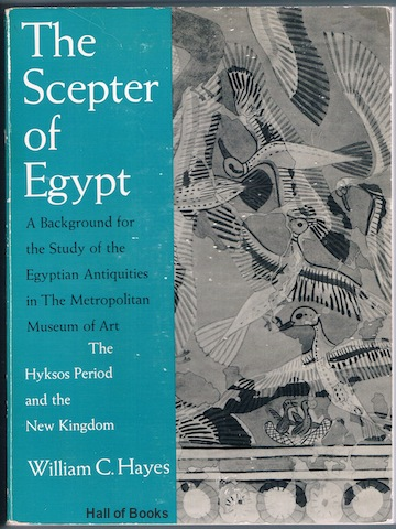 Image for The Scepter Of Egypt: A Background For The Study Of The Egyptian Antiquities In The Metropolitan Museum Of Art. Part II: The Hyksos Period And The New Kingdom (1675 - 1080 B.C.)