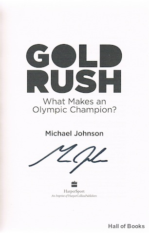 Image for Gold Rush: What Makes An Olympic Champion (signed)