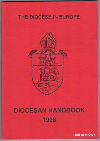 Image for The Diocese In Europe: Diocesan Handbook 1998