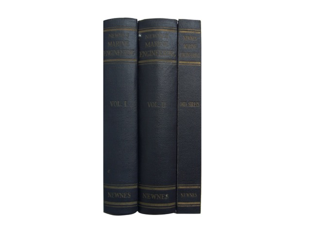 Image for Newnes Marine Engineering in 3 Volumes
