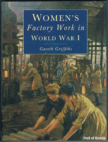Image for Women's Factory Work In World War 1