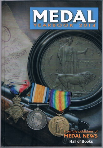 Image for The Medal Yearbook 2014