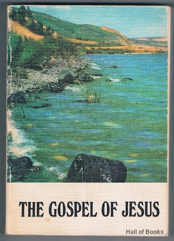Image for The Gospel Of Jesus