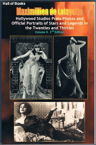 Image for Hollywood Studios Press Photos And Official Portraits Os Stars And Legends In The Twenties And Thirties. Volume II