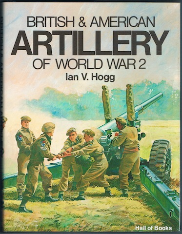 Image for British & American Artillery Of World War 2